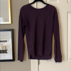 lululemon reversible long sleeve